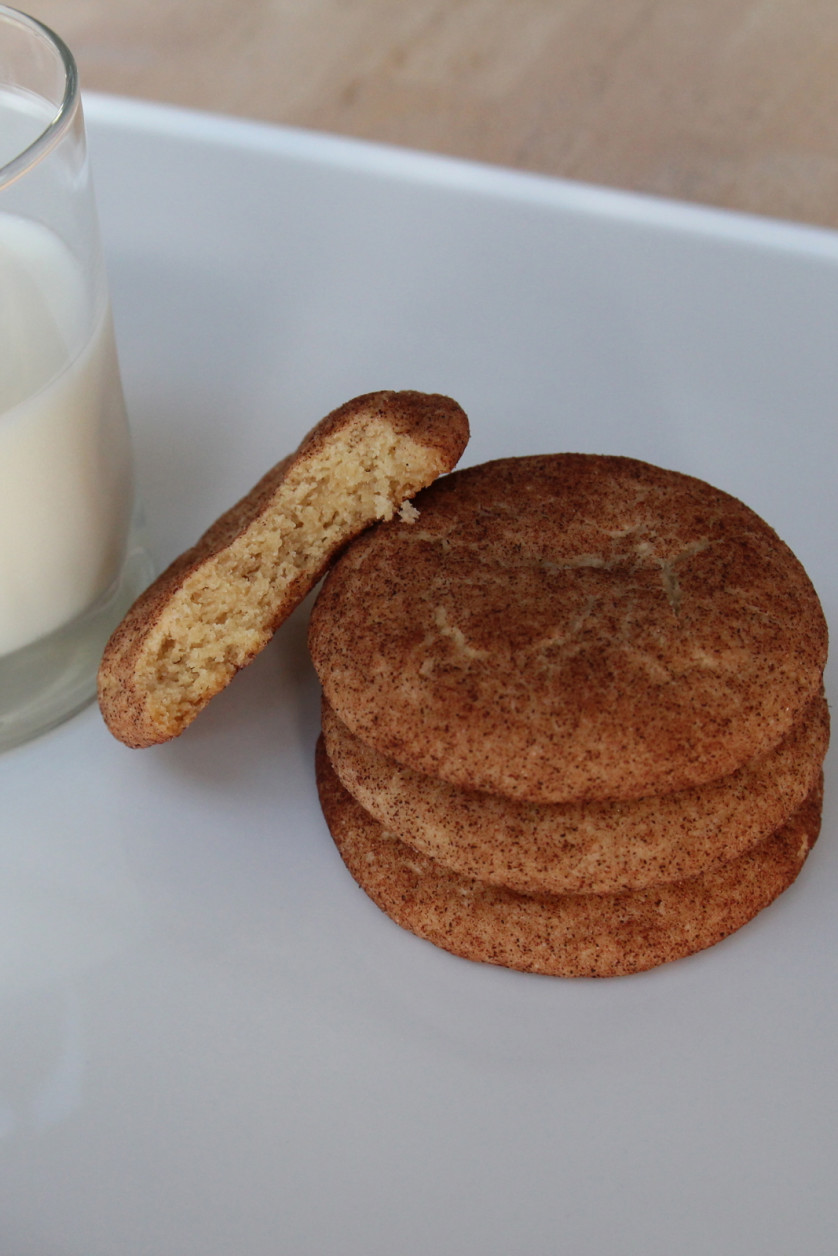 THE BEST Snickerdoodles ever - OrnaBakes