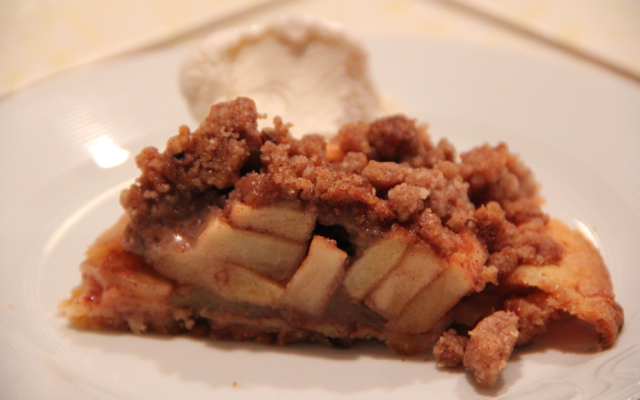 The final slice of pie