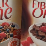 Fiber One Chocolate Cereal 80 Calories—2 PointsPlus NEW!