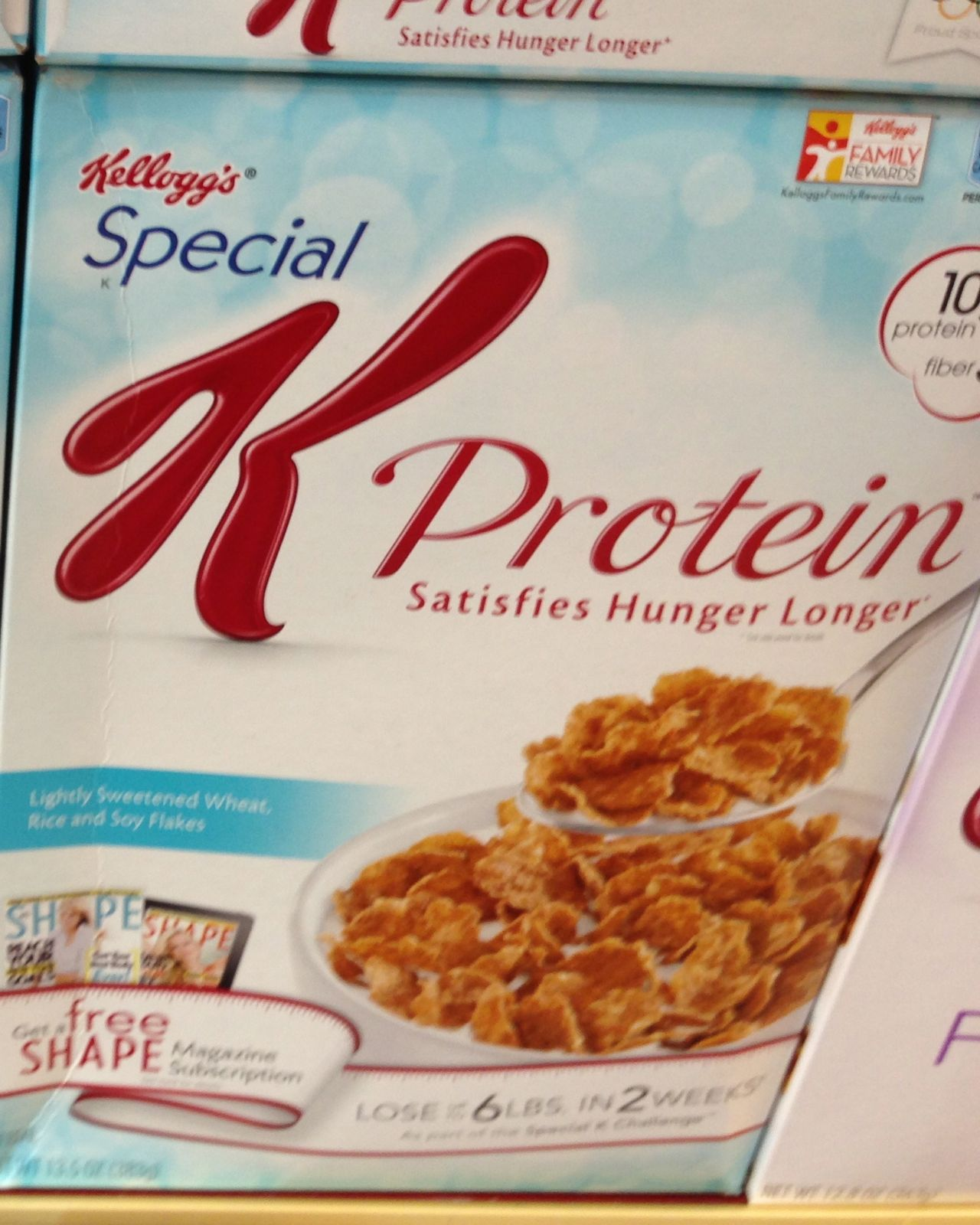 Kellogg S Special K Protein Cereal With Greek Yogurt Ornabakes
