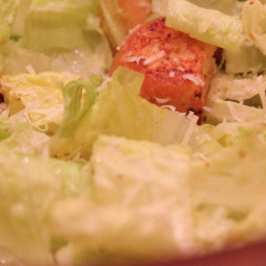 Simple Caesar Salad (Egg-Free, Anchovy-Free)