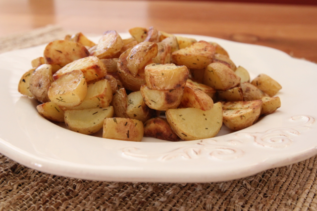 Potatoes with Dill