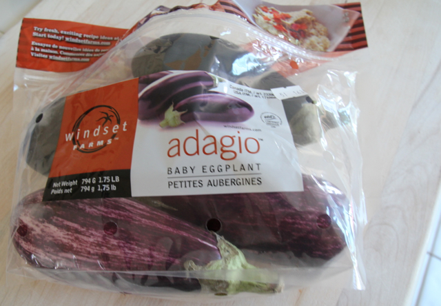 Windset Farms Adagio baby eggplants