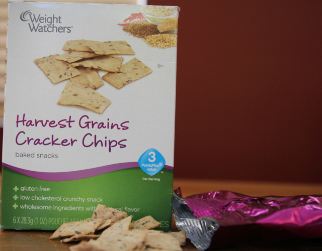 Harvest Grains Cracker Chips