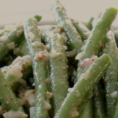 Healthy, Make-Ahead Green Beans