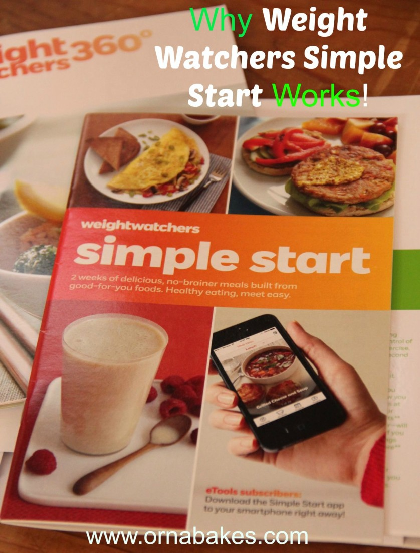 Why Weight Watchers Simple Start Works