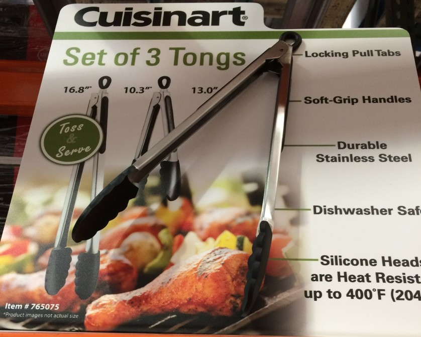 Cuisinart Tongs