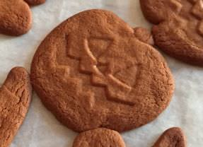 Old Tradition Meets New: Ginger Cutout Cookies